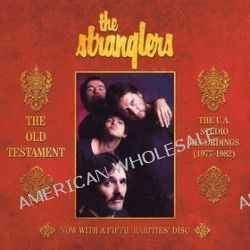 The Old Testament - U.A. Studio Recordings 1977-1982 - The Stranglers