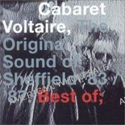 The Original Sound Of Sheffield Best Of [CD] - Cabaret Voltaire
