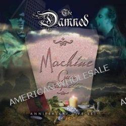 Machine Gun.. -cd+dvd- - Damned