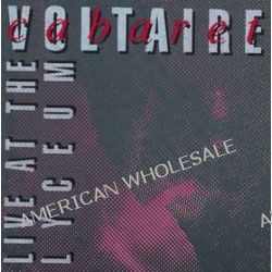 Live At The Lyceum [CD] - Cabaret Voltaire