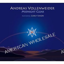 Midnight Clear (Feat. Carly Simon) [2LP] - Limited Edition - Andreas Vollenweider