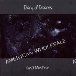 Panik Manifesto - Diary Of Dreams