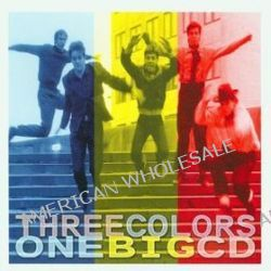 One Big Cd - Three Colours Red