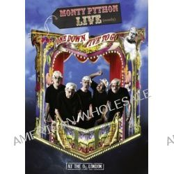 One Down Five To Go [DVD] - Monty Python Live