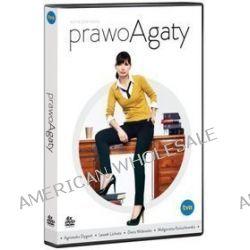 Prawo Agaty - sezon 1 (DVD) - Maciej Migas