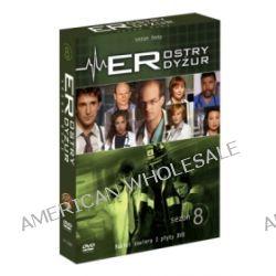 Ostry dyżur (sezon 8, 3 DVD) (DVD) - Michael Crichton