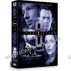Z archiwum X - sezon 8 (DVD)