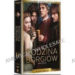 Rodzina Borgiów - sezon 2 (3 DVD) (DVD) - Neil Jordan