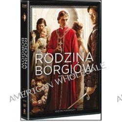Rodzina Borgiów - sezon 1 (3 DVD) (DVD) - Neil Jordan