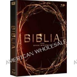 Biblia (Blu-ray Disc) - Chrispin Reece, Tony Mitchell