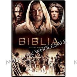 Biblia (4 DVD) (DVD) - Chrispin Reece, Tony Mitchell