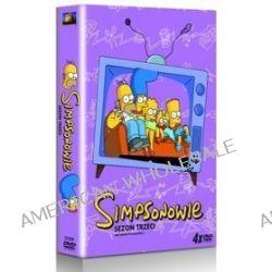 Simpsonowie - sezon 3 (DVD) - James Brooks, Matt Groening