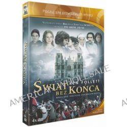 BBC. Świat bez końca [4DVD] (DVD) - Michael Caton-Jones