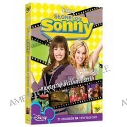 Słoneczna Sonny - sezon 1 (DVD) - Eric Dean Seaton, David Trainer