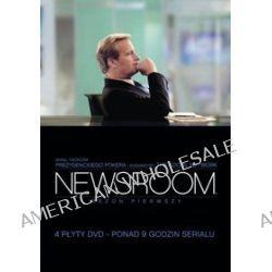 Newsroom, Sezon 1 (4 DVD) (DVD) - Greg Mottola,, Jeremy Podeswa, Alan Poul