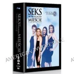 Seks w wielkim mieście - sezon 2 (DVD) - Michael Patrick King, Darren Star