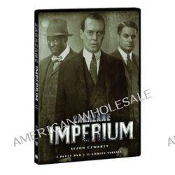 Zakazane imperium. Sezon 4 [4DVD] (DVD) - Allen Coulter, Jeremy Podeswa