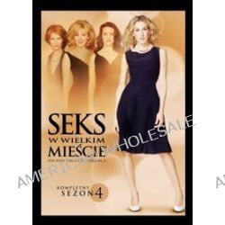 Seks w wielkim mieście - sezon 4 (DVD) - Allison Anders, Martha Coolidge