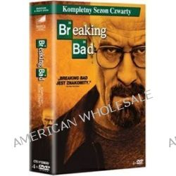 Breaking Bad. Sezon 4 [4DVD] (DVD) - Adam Bernstein, Michelle MacLaren, David Slade