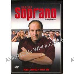 Rodzina Soprano, sezon 1 (4 DVD) (DVD) - Henry Bronbhtein, Allen Coulter, John Patterson