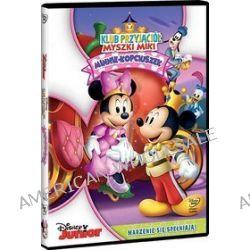 Klub Przyjaciół Myszki Miki. Minnie-Kopciuszek [DVD] (DVD) - Howy Parkins, Sherie Pollack, Kelly Ward
