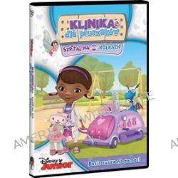 Klinika dla pluszaków. Szpital na kółkach [DVD] (DVD) - Saul Blinkoff, Maria Estrada, Norton Virgien
