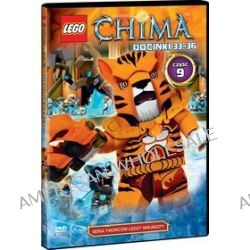 LEGO Chima. Część 9. Odcinki 33-35 [DVD] (DVD) - Andre Bergs, Peder Pedersen, Lee Stringer