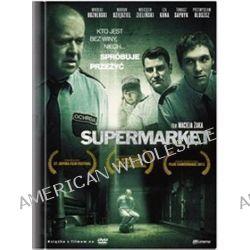Supermarket (druk/DVD) - Maciej Żak
