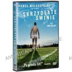 Skrzydlate świnie (DVD) - Anna Kazejak