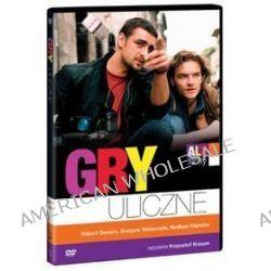 Gry uliczne (DVD) - Krzysztof Krauze