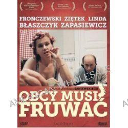 Obcy musi fruwać (DVD) - Wiesław Saniewski