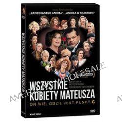 """Wszystkie kobiety Mateusza (DVD) - Artur """"Baron"""" Więcek"""