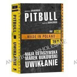 Pitbull /Uwikłanie (DVD) - Jacek Bromski, Patryk Vega