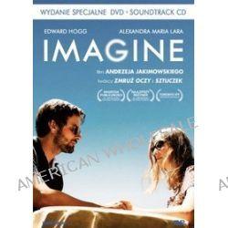 Imagine + ścieżka dźwiękowa z filmu (DVD) - Andrzej Jakimowski