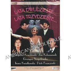 Lata dwudzieste, lata trzydzieste (DVD) - Janusz Rzeszewski