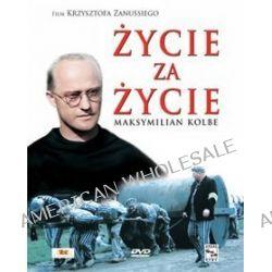 Życie za życie. Maksymilian Kolbe (książka+DVD) (druk/DVD) - Krzysztof Zanussi