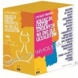 Pakiet: Kolekcja lektur szkolnych na DVD dla liceum [20DVD] (DVD)
