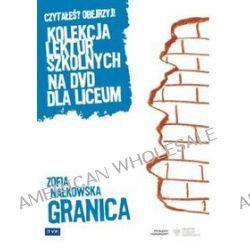 Granica. Kolekcja lektur szkolnych dla liceum [2DVD] (DVD) - Jan Błeszyński