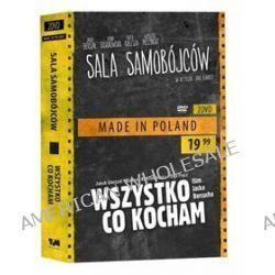 Sala samobójców / Wszystko co kocham (DVD) - Jacek Borcuch, Jan Komasa