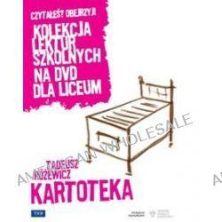 Kartoteka. Kolekcja lektur szkolnych dla liceum [DVD] (DVD) - Krzysztof Kieślowski