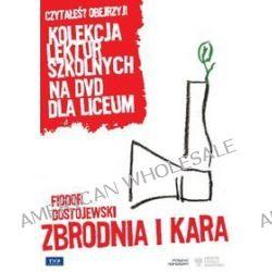Zbrodnia i kara. Kolekcja lektur szkolnych dla liceum [DVD] (DVD) - Andrzej Wajda