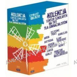 Pakiet: Kolekcja lektur szkolnych na DVD dla gimnazjalistów [11DVD] (DVD)