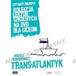 Trans-Atlantyk. Kolekcja lektur szkolnych dla liceum [DVD] (DVD) - Mikołaj Grabowski