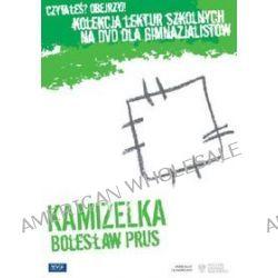 Kamizelka. Kolekcja lektur szkolnych dla gimnazjalistów [DVD] (DVD) - Stanisław Jędryka