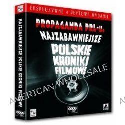 Propaganda PRL-u: najzabawniejsze Polskie Kroniki Filmowe. Lata 40/50, 50. 50/60, 60. (DVD)