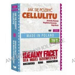Jak się pozbyć cellulitu/ Idealny facet dla mojej dziewczyny (DVD) - Tomasz Konecki, Andrzej Saramonowicz