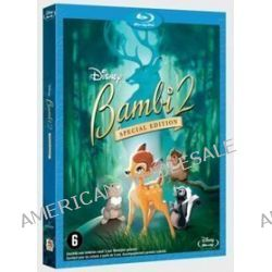 Bambi 2 (Blu-ray Disc) - Brian Pimental