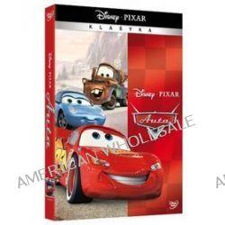 Auta (DVD) - Peter Docter, John Lasseter