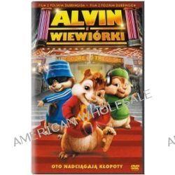 Alvin i wiewiórki (DVD) - Tim Hill