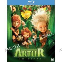 Artur i Minimki (Blu-ray Disc) - Luc Besson